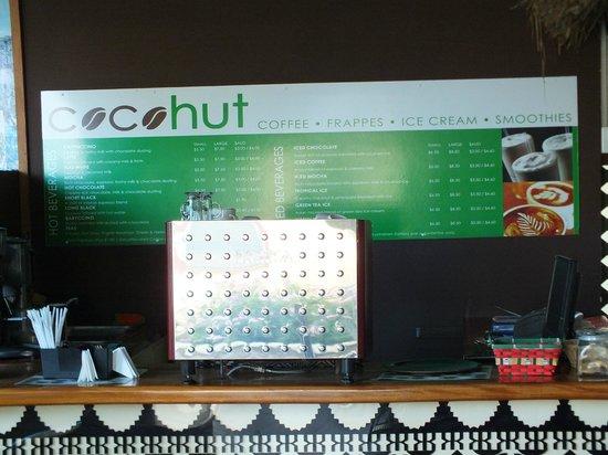 Fiji Gateway Hotel: Cocohut, located next to bar