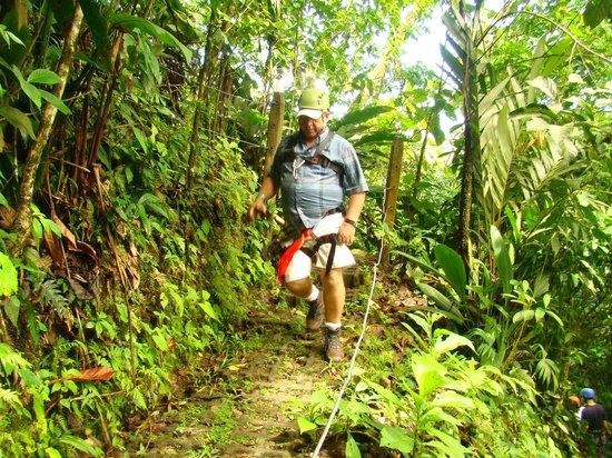 Go Adventure Park: Senderos