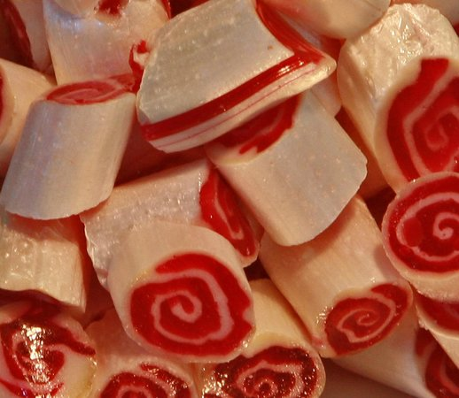 The Treat Factory: Boiled sweets.