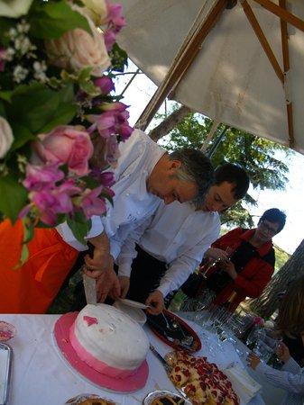Alma Ristoro: Buffet di dolci - eventi all'aperto