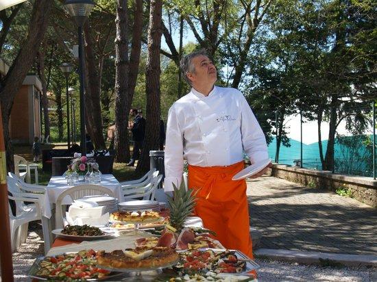 Alma Ristoro: Chef Morbidelli