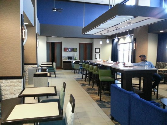 Hampton Inn & Suites Denver/Airport-Gateway Park: Lobby area