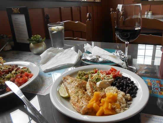 Cafe Capistrano: Fish Taco