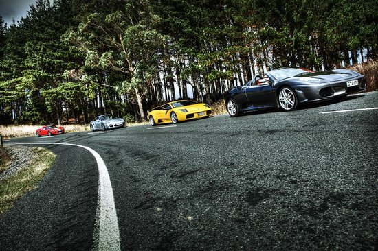 FreemanX Supercars - Self-Drive Tours: Powerful Supercars