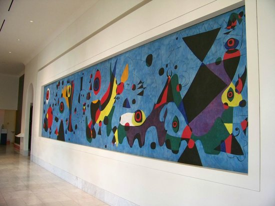 Contemporary Wall Mural Picture of Cincinnati Art Museum