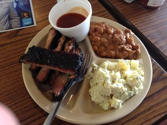 Hail's Holy Smoked BBQ & More: Add a caption
