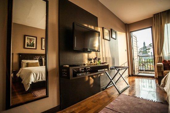 Sala Arun: Deluxe room