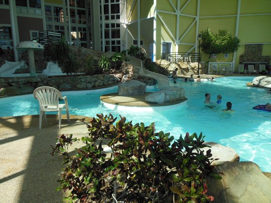 Steele Hill Resorts: Spa