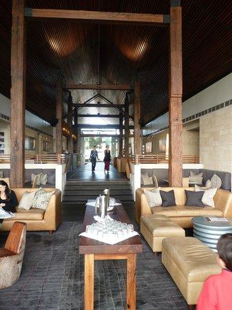 Pullman Bunker Bay Resort Margaret River Region: Looking from restaurant towards reception