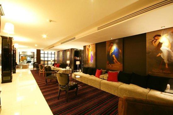 Sunbeam Hotel Pattaya : Lobby - Premium Wing