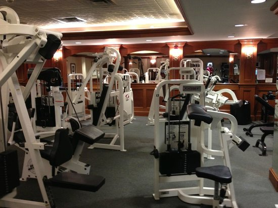 Portland Regency Hotel & Spa: Fitness Center