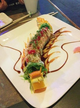 Wild Chef : fantastic roll