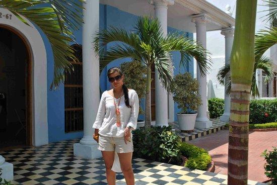 Casa Bustamante Hotel Boutique : Entrada Principal