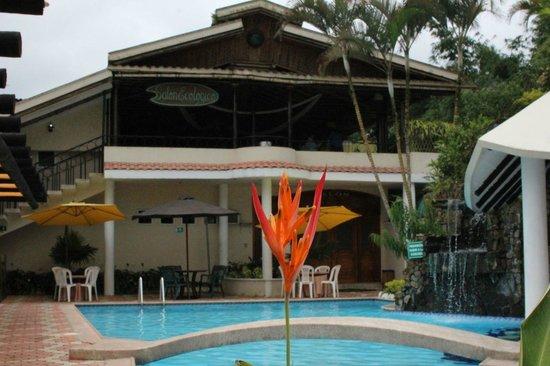 Salon Ecologico at Grand Hotel Santo Domingo