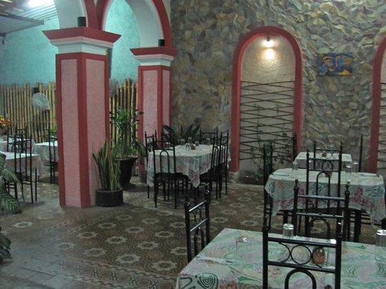 Manzanillo, Куба: Dining Room