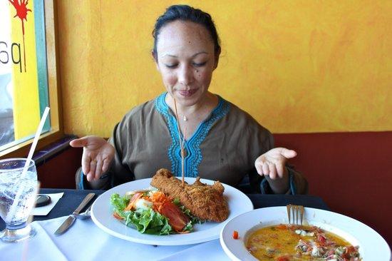 Loreto Islas: I am grateful for this place in Loreto