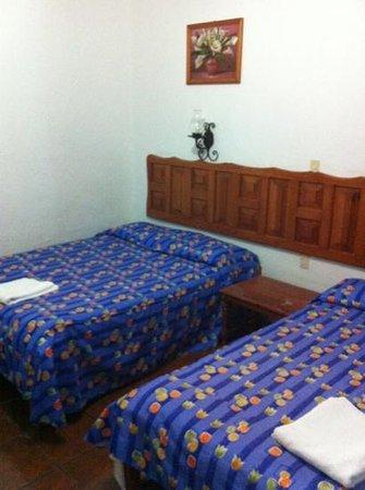 Hotel San Luis: room 28