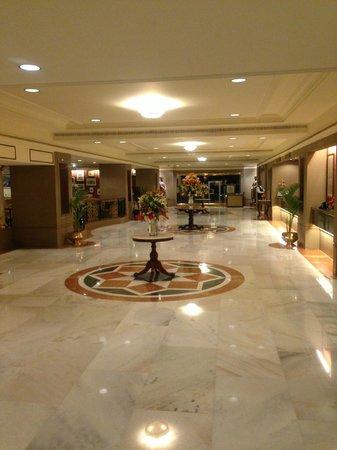 Taj Banjara Hyderabad: Lounge
