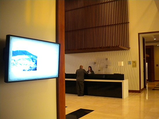 Holiday Inn San Jose-Escazu: Lobby