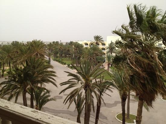 One Resort Monastir : vue de notre chambre ...