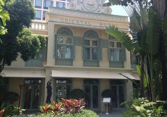 Mandarin Oriental, Bangkok: Hotel
