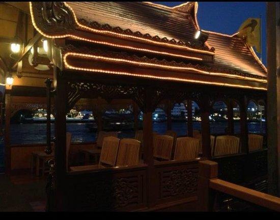 Mandarin Oriental, Bangkok: To Oriental spa