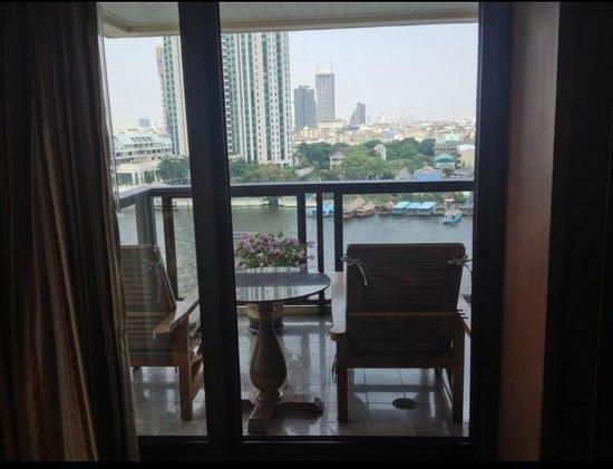 Mandarin Oriental, Bangkok: State room