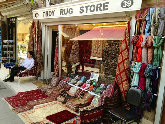 istanbul rugs: best and modest rug shop – the other tour