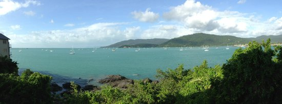 Coral Sea Resort: Spa Suite view