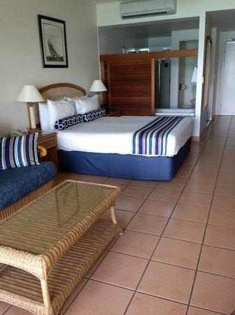 Coral Sea Resort: Spa Suite Room