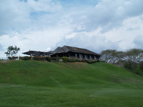 Villas Sol Hotel & Beach Resort: View of buffet