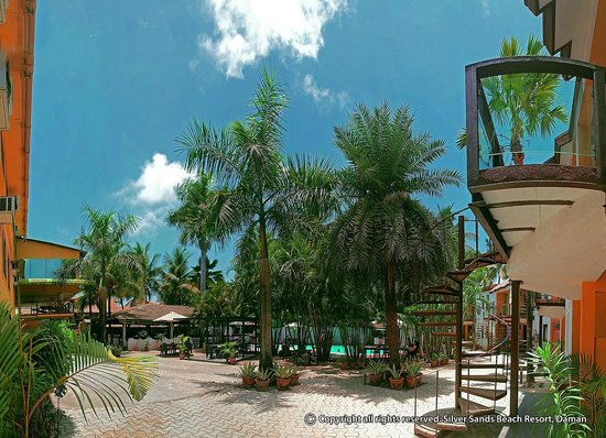 Silver Sands Beach Resort Daman Review