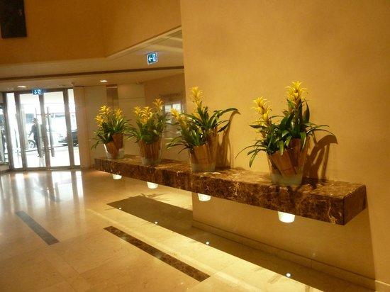 Grand Hotel Kempinski Geneva: foyer