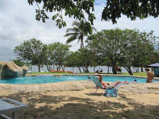Serenity Bilene : Swimming pool at Serenity
