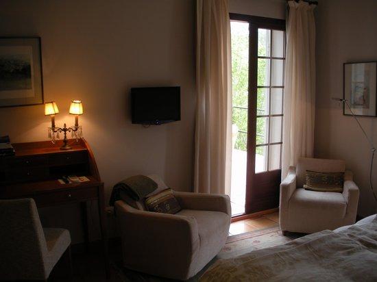 La Almunia del Valle : Bedroom