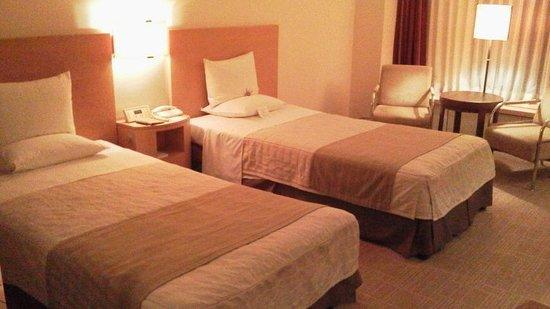Hotel Okura Sapporo: ツインルーム