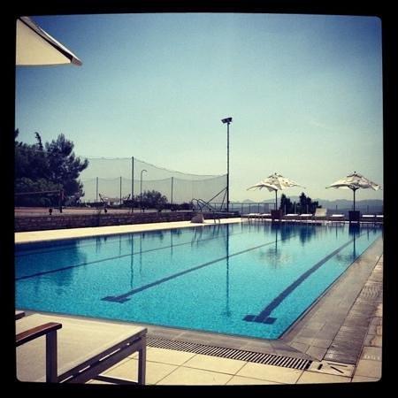 The Marmara, Bodrum: the 2nd pool