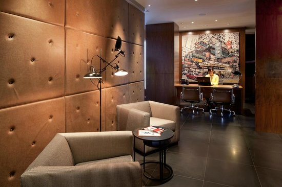 Hotel ICON: Above & Beyond Executive Club