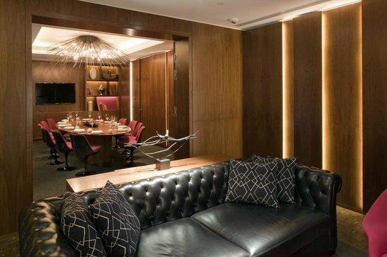 هوتل أيكون: Above & Beyond Private Dining Room