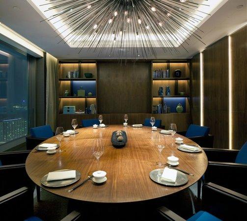โฮเต็ล ไอคอน: Above & Beyond Private Dining Room