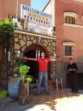 Maison d'hotes Anissa : L'acceuil... Choukran 3licoum