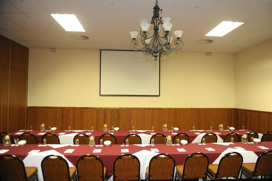 Gooderson Fabz Garden Hotel & Conference Centre: Conference Room