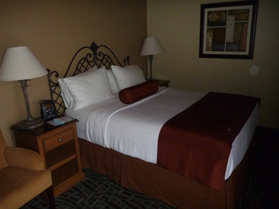 BEST WESTERN PLUS Arroyo Roble Hotel & Creekside Villas: Second bedroom in our villa