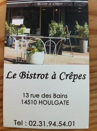 Le Bistrot a Crepes