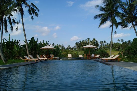 Bhanuswari Resort & Spa: Second pool