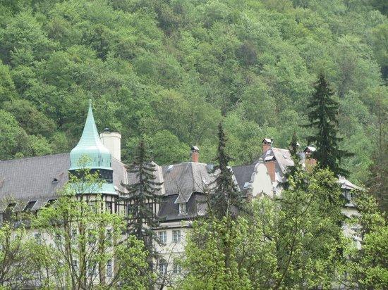 Tokert Panzio : The Hotel Tokert main building