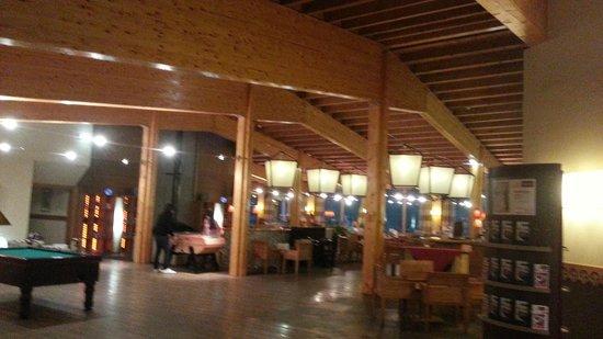 Mercure Chamonix Les Bossons: interno albergo