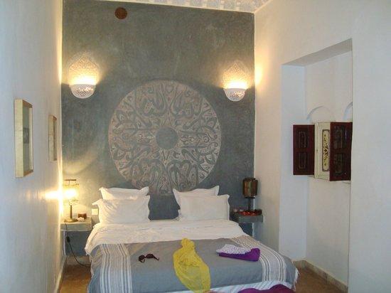 Riad Amiris: l'agréable chambre