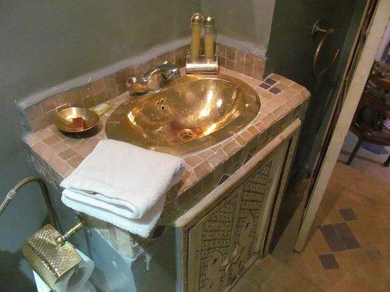 Riad Amiris: l'originale vasque