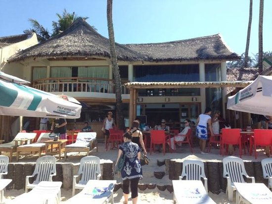 Boracay Beach Club: BBC beach front